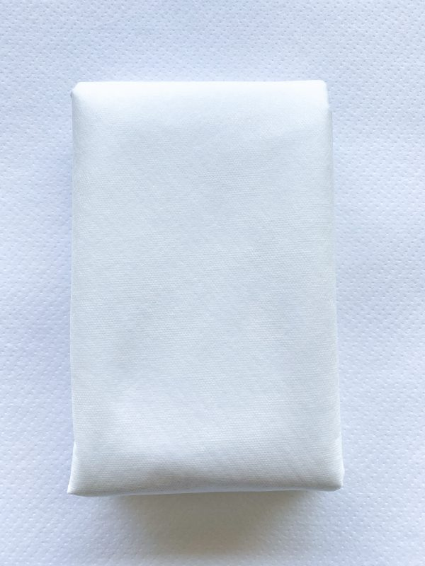 mask material white background